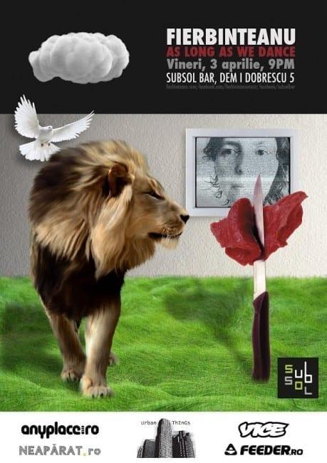 "Fierbințeanu ""As Long As We Dance"" LiveSet @ SubSol Bar"