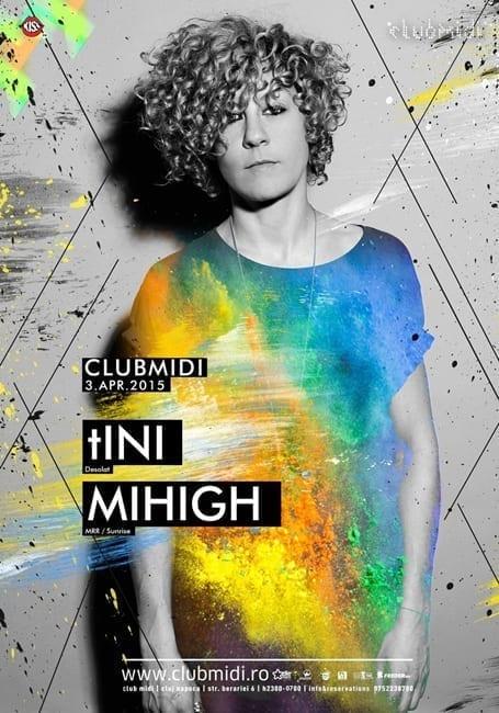 tINI & Mihigh @ Club Midi