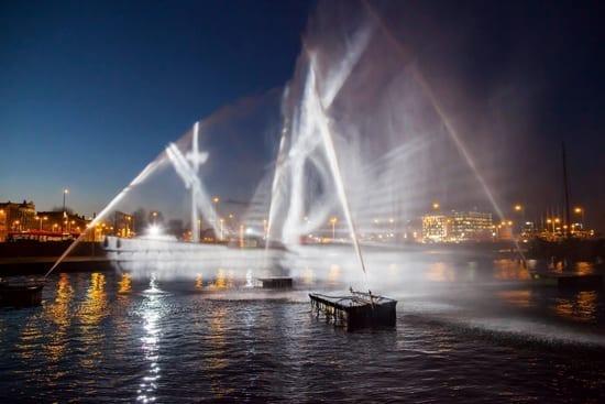 Ghost Ship, Amsterdam © Janus van den Eijnden Photography