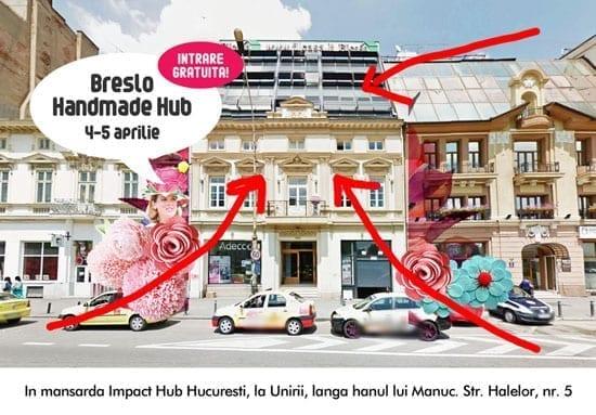 Dichis de Florii la Breslo Handmade Hub!