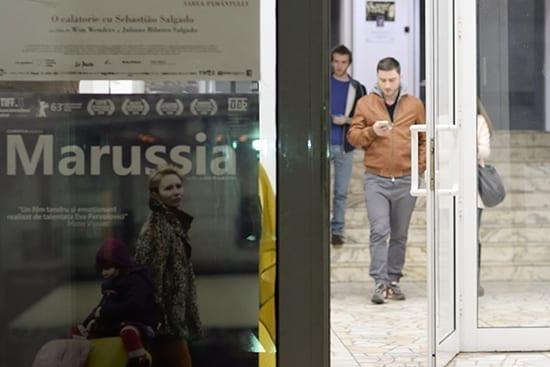 Foto: Marussia la Muzeului Naţional al Țăranului Român