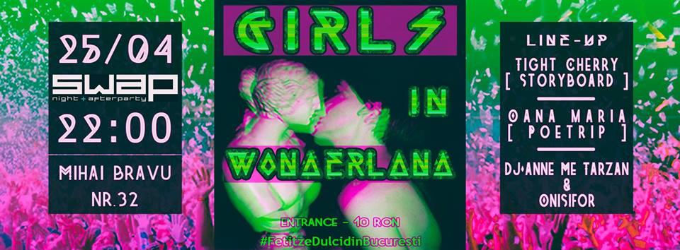 Girls in Wonderland @ SWAP