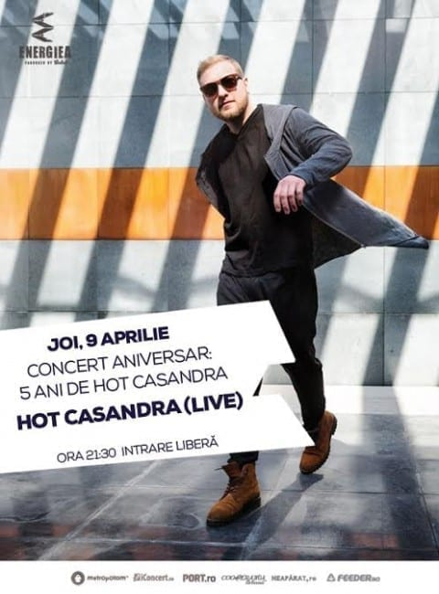 Hot Casandra – live @ Energia