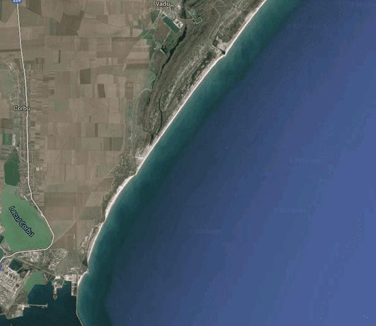 Plaja Corbu, în topul celor mai curate 10 plaje din lume... sau nu?