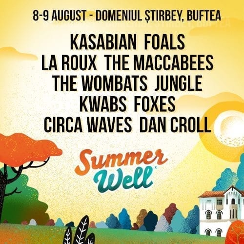 Summer Well 2015 @ Domeniul Știrbey, Buftea