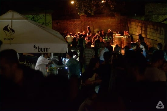foto: burn Residency Showcase