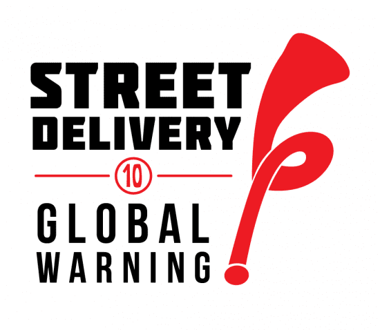 Street Delivery 10 - Golabal Warming