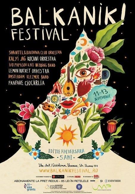Balkanik Festival #5 @ Grădina Uranus & The Ark
