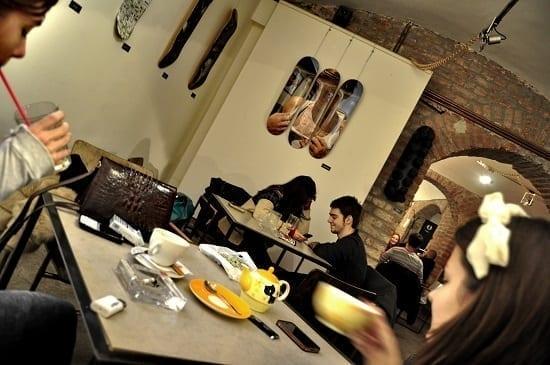 Cafe Verona © Mironov