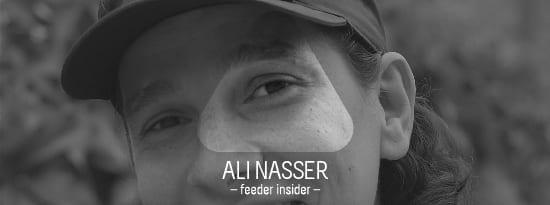 feeder insider w/ Ali Nasser [E VOIE]
