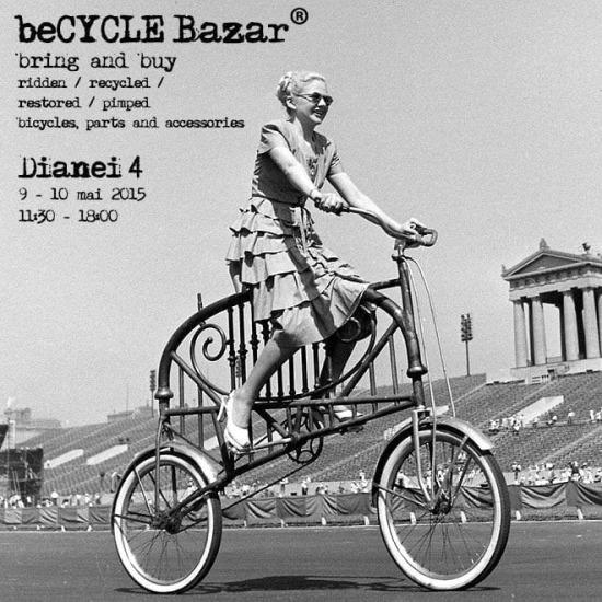 beCYCLE Bazar® / Targ de biciclete @ Dianei 4