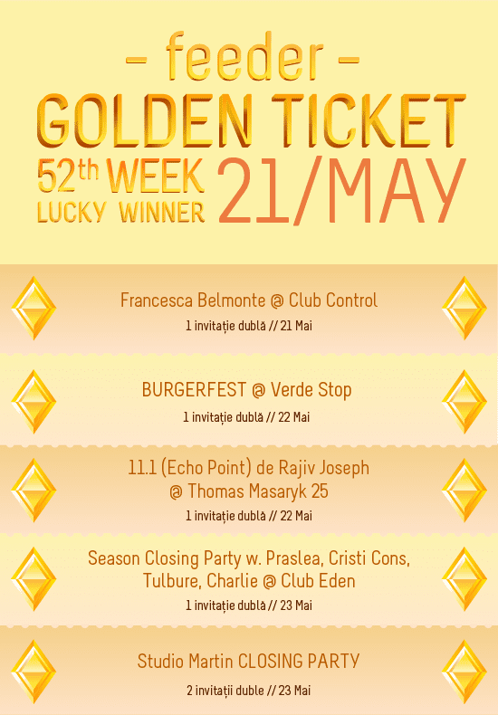 Golden Ticket W52
