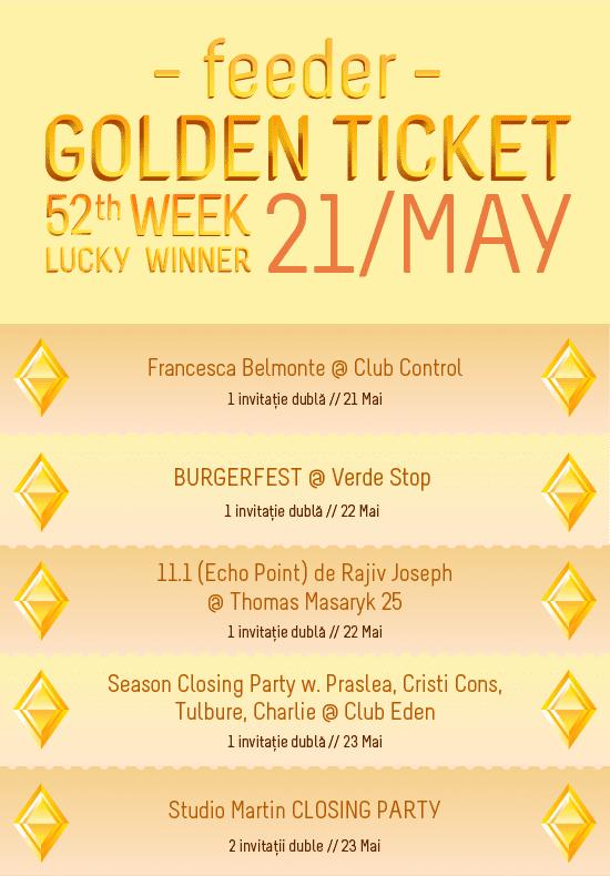 Golden Ticket W52
