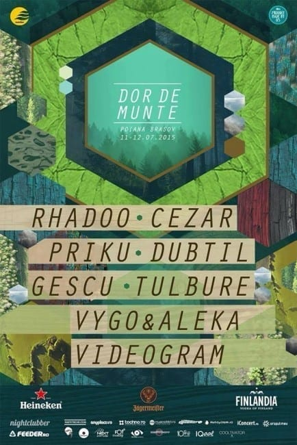 SUNRISE & Proudly made by US present - Dor de Munte