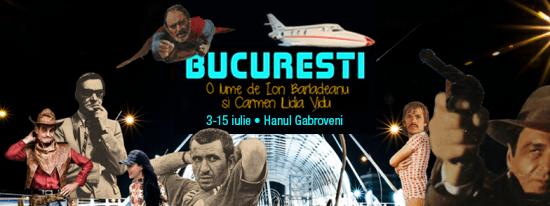 București. O lume de Ion Bârlădeanu și Carmen Lidia Vidu