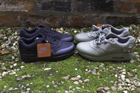 O sole mio: #21 Nike Air Max 1 'Patch' Monotone Pack 2015