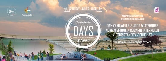 Studio Martin Days of Summer @ Promenada Mall