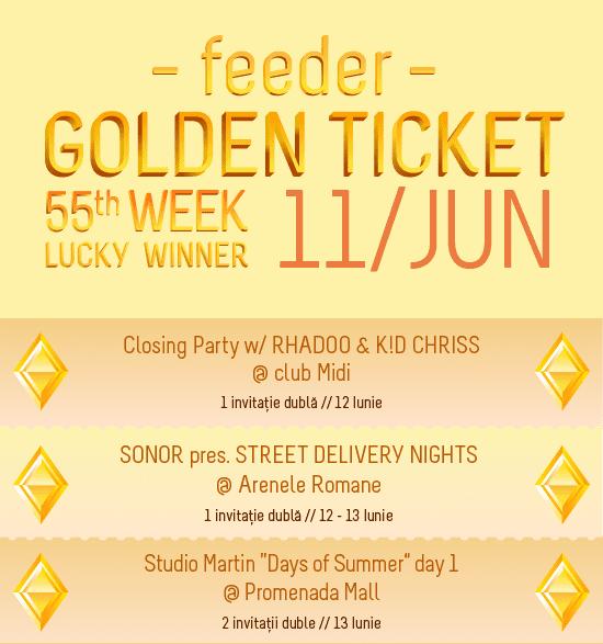 Golden Ticket W55