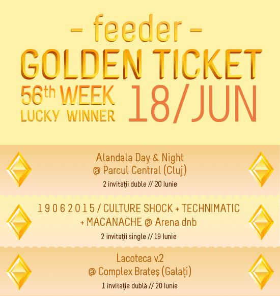 Golden Ticket W56