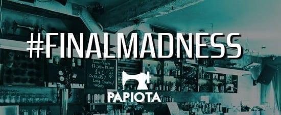 Closing party @ Papiota