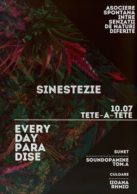 SiNESTEZiE @ Tete a Tete