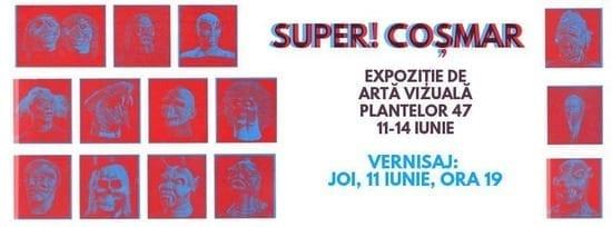 Festivalul SUPER 2015 | Expoziţie: Coşmar