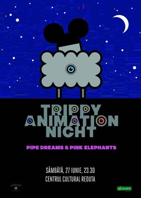 Trippy Animation Night Braşov
