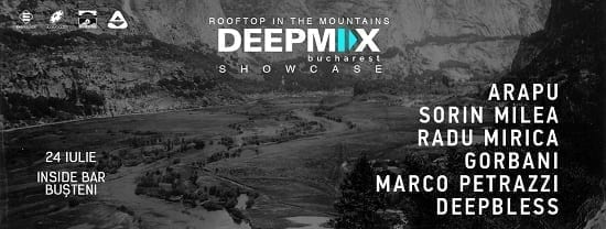 Deep Mix Bucharest In The Mountains