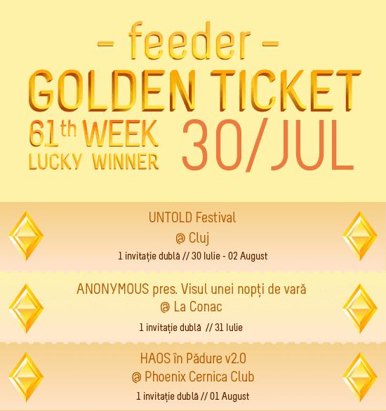 Golden Ticket W61