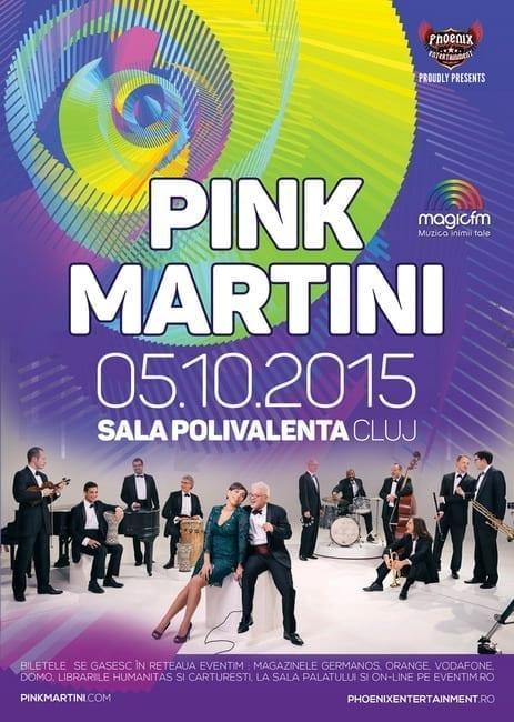 Pink Martini @ Cluj-Napoca