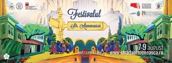 Festivalul Strada Armenească