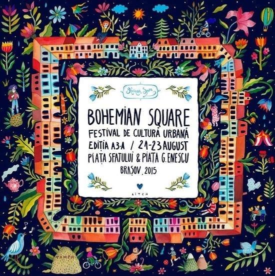 Bohemian Square @ Braşov