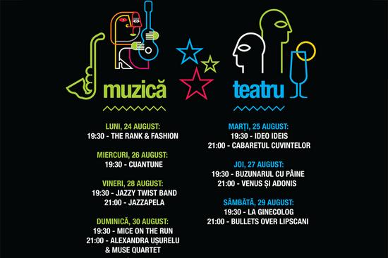Programul Hai Sus Fest