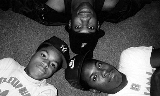 White Boyz #08 - Boogie Down Productions