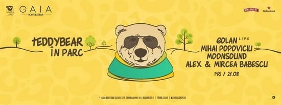 Teddy Bear @ Gaia Boutique