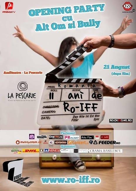 Ro Iff - Opening Party @ La Pescărie (Vama Veche)
