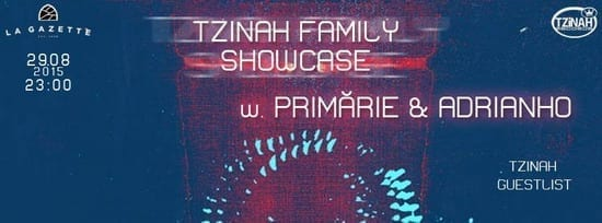 Tzinah Famly Showcase