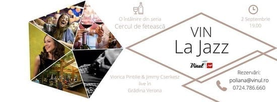 Vin la Jazz! @ Grădina Verona
