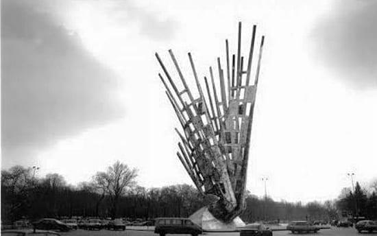 """Aripi - Monumentul luptei anticomuniste"" - Mihai Buculei"