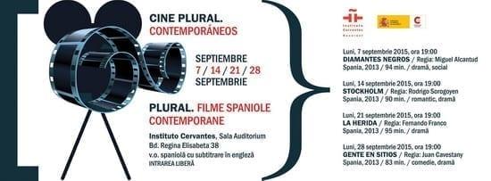 Filme spaniole contemporane @ Institutul Cervantes