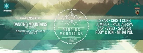 Dancing Mountains @ Ştrandul Codlea