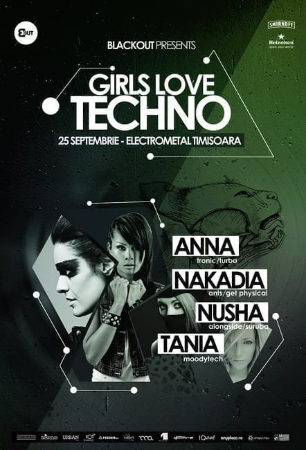 Girls Love Techno