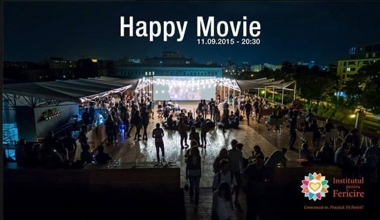 Proiecție Happy Movie @ DESCHIS Gastrobar