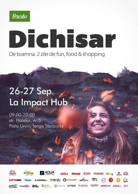 Dichisar @ Impact Hub