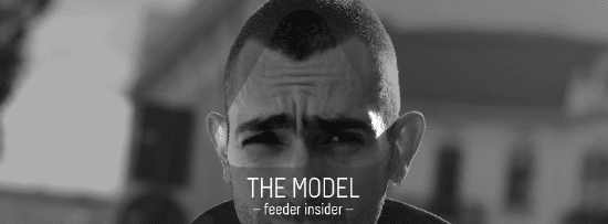 feeder insider w/ The Model