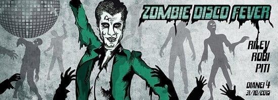 Zombie Disco Party @ Dianei 4