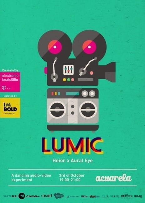 LUMIC - Electronic Beats @ Acuarela