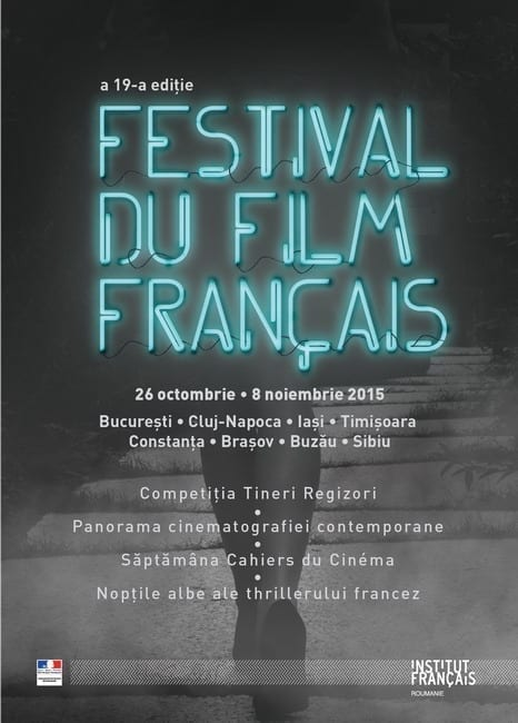 Festivalul Filmului Francez 2015