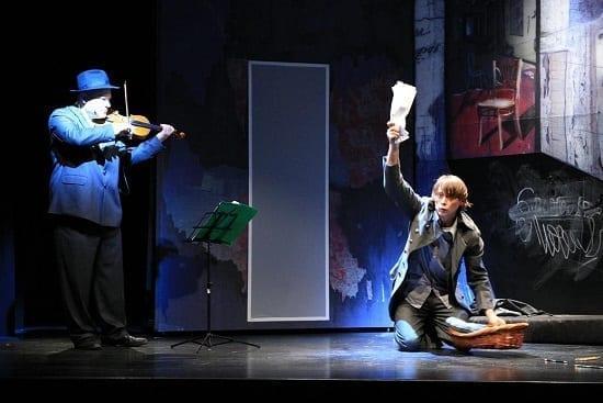 Însemnările unui nebun, Prizonierul din Manhattan și Indianul vrea în Bronx se joacă în luna noiembrie la ARCUB