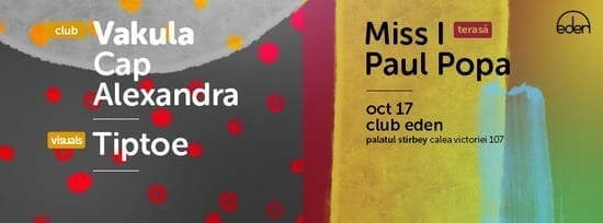 Vakula /Cap/ Alexandra /Miss I /Paul Popa